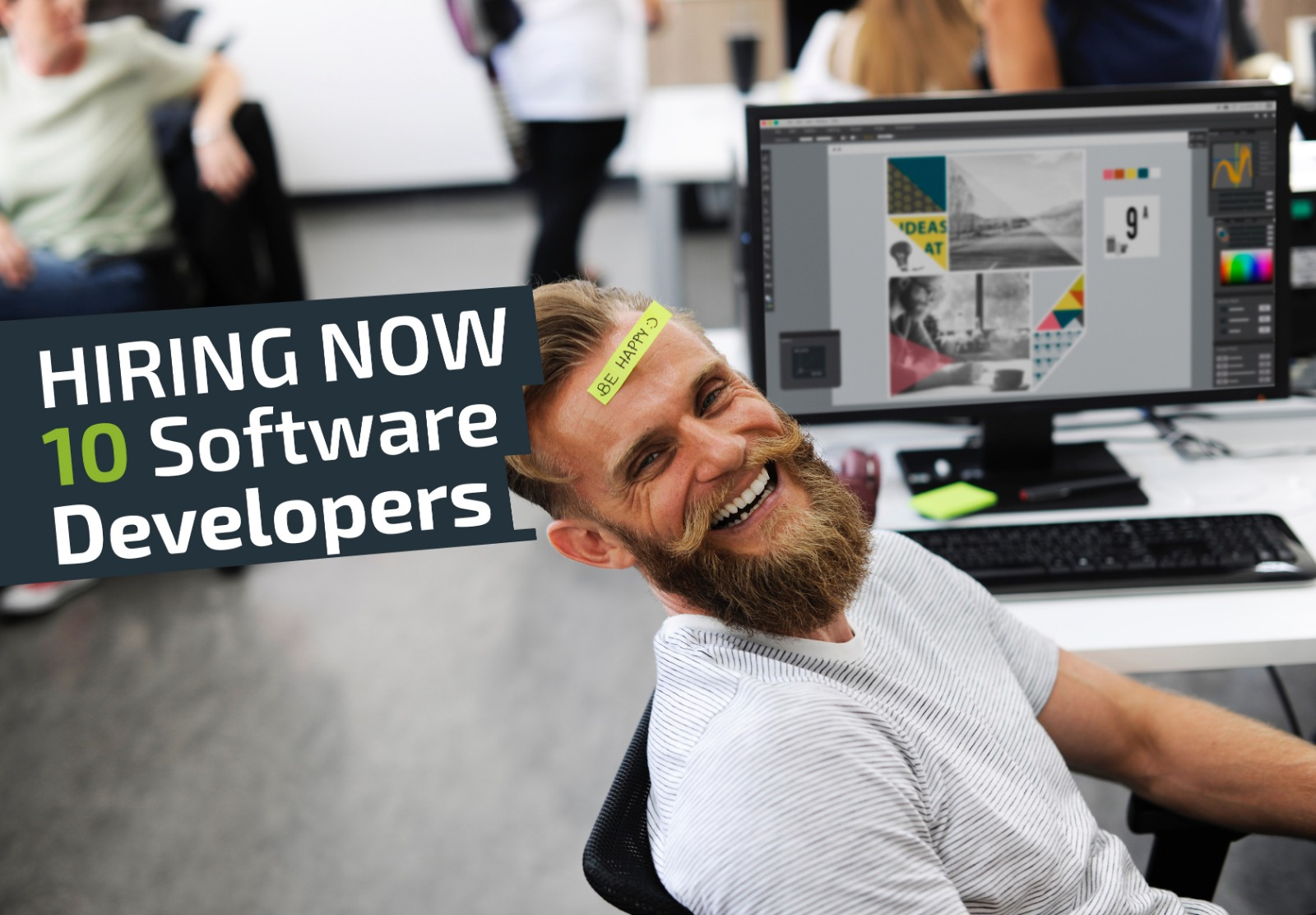 Hiring Now 10 Software Developers