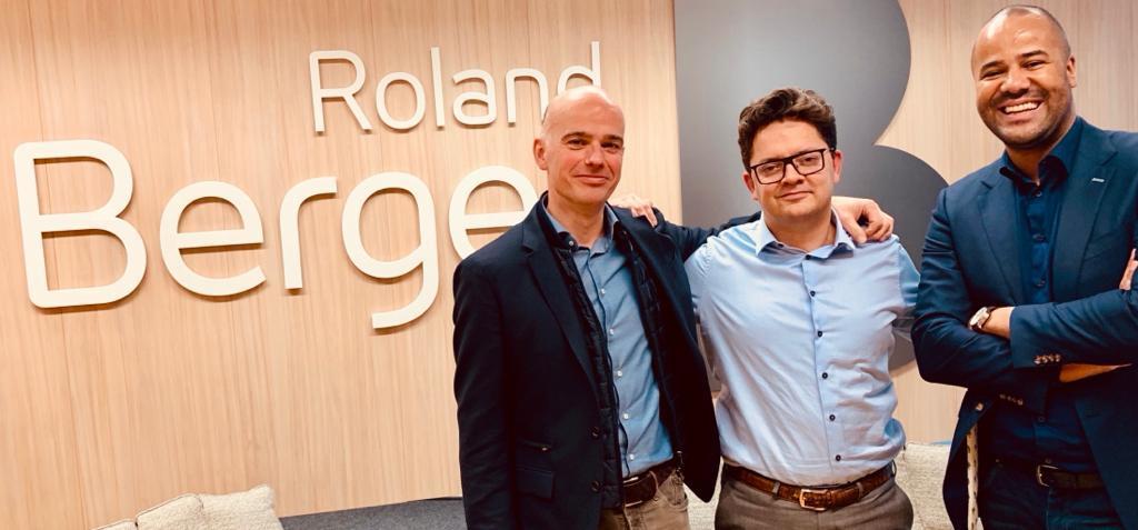 Samenwerking EZ Factory met Roland Berger Tenzing