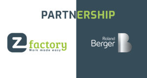 Partnership EZ Factory and Roland Berger